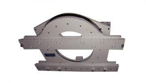 Pengilang Forklift Rotator Fork / Jenis dan Pemutar Saiz yang berbeza