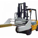 Pengapit Blok Forklift atau Brick Clamps 2.5t Pengapit Blok Forklift Bukan Bergeser