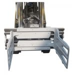 Forklift Rotating Bale Clamp