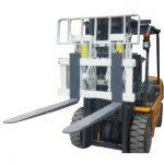 Lampiran Hidraulik Hinged Fork Forklift