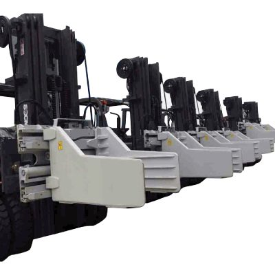2.7 Ton Forklift Bale Clamp Attachments
