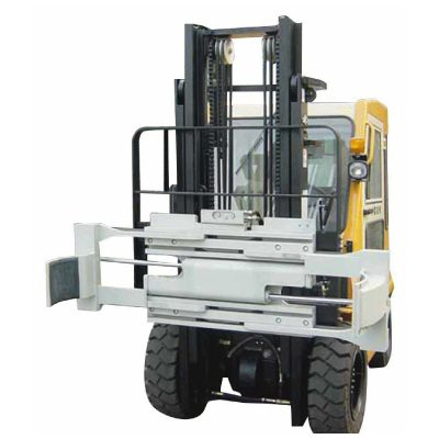 Forklift Double Drum Clamp