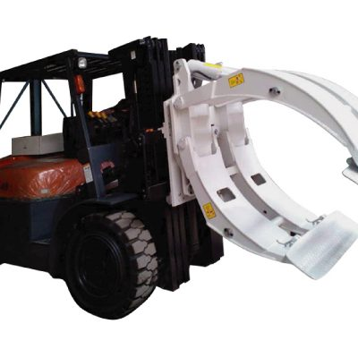 Lampiran Kelas 2 Forklift Rotating Paper Roll Clamp