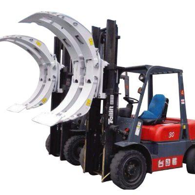 Penggulungan Bingkai Forklift Swing Frame Clamp