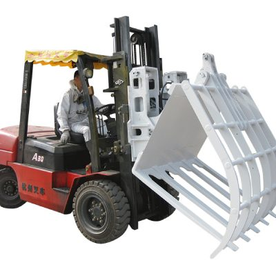 Forklift Chemical Fiber Slavery Paper Hinged Broke Handler