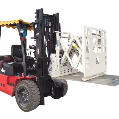Lampiran Pelantar Forklift, Lampiran Pandu Forklift
