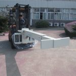 Lampiran Hidraulik Forklift Pengendali Kaca