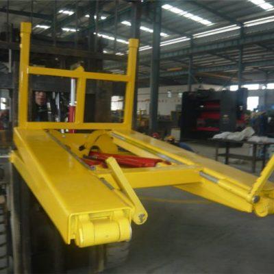 Tipi Sampah Hidraulik Forklift