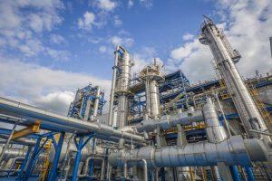 Industri petrokimia