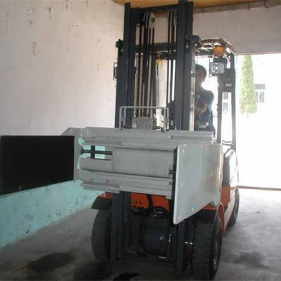 Clutch Multi-Purpose Forklift