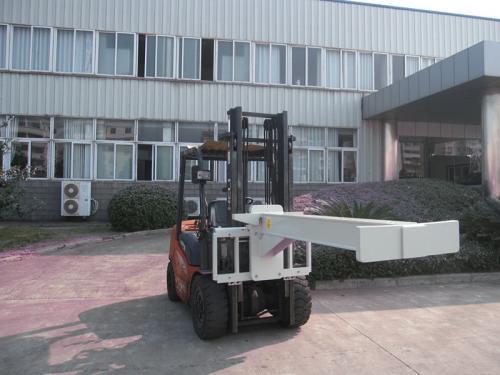 Forklift Hydraulic Glass Handler